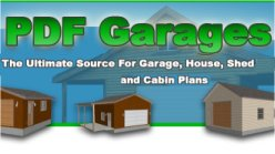 Garage Plans - Free Plans to Build a Garage or Carport