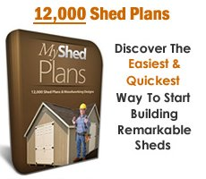 Shed Plans