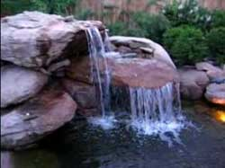 How to build a waterfall for Build your own waterfall pond