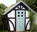 Free Garden Shed Plans Build A Wooden Shed