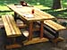 Trestle Picnic Table Plans