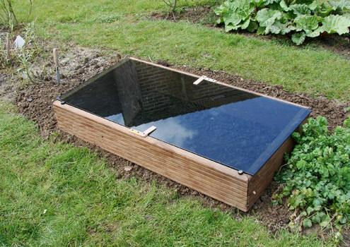 Portable Cold Frame Plans