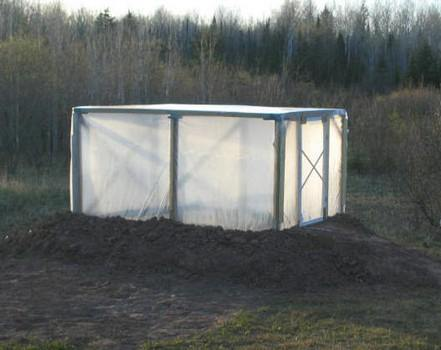Greenhouse Plans Northern Project