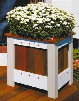 Blooming Yard Planter Box Plans