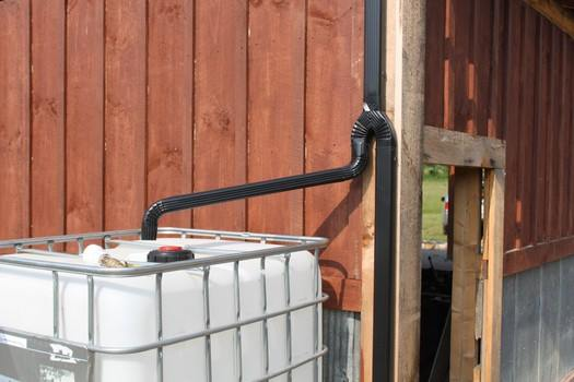 Create A Simple And Inexpensive Rain Water Collection System
