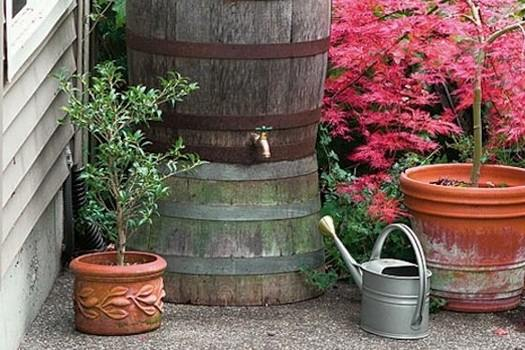 How To: Make a Rain Barrel