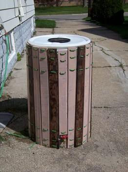 Rain Barrel Enhancement