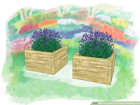 Photos Included - Raised Garden Bed Plans