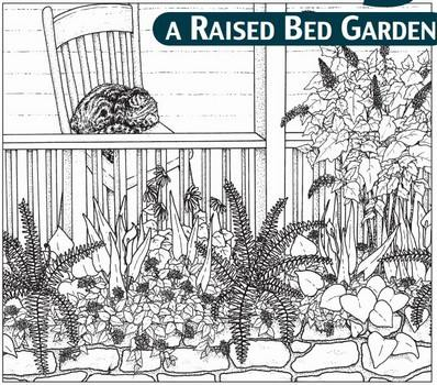 Construction Raised Garden Bed Plans