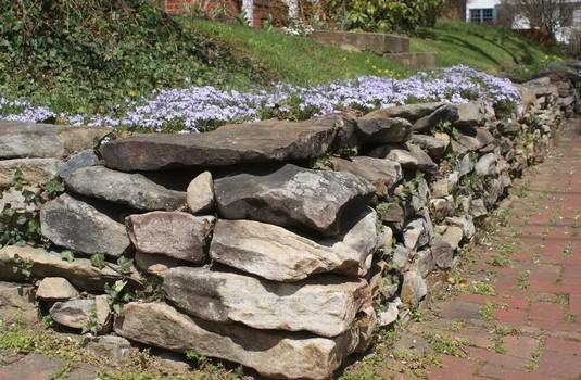 How to Build a Retaining Wall Natural Stone