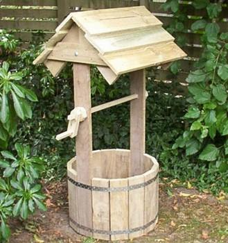 Build a Wishing Well